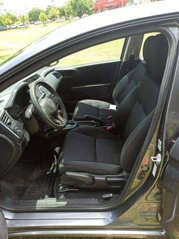 Honda city lx 1.5 aut - Foto 5