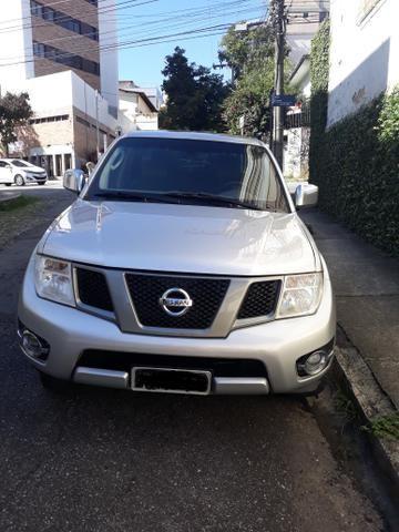 Nissan Frontier 2.5 SEL 2008