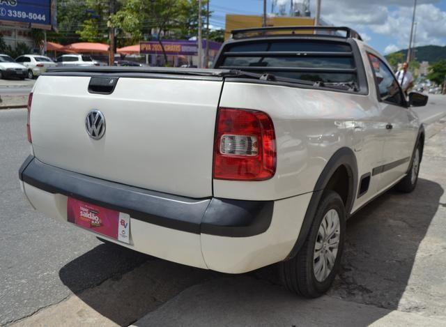 Volkswagen Saveiro 1.6 2014, Completa!!! - Foto 8