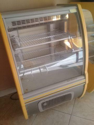 Vitrine Estufa Gelopar - quente e frio - Foto 5