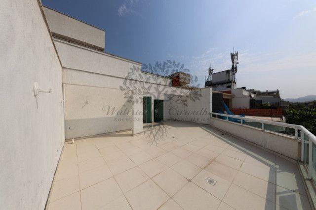 Cobertura com 3 quartos - Gleba A no Recreio dos Bandeirantes-RJ - Foto 3