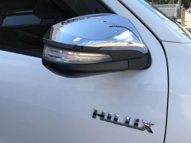 Toyota Hilux SR 2017 - Foto 9