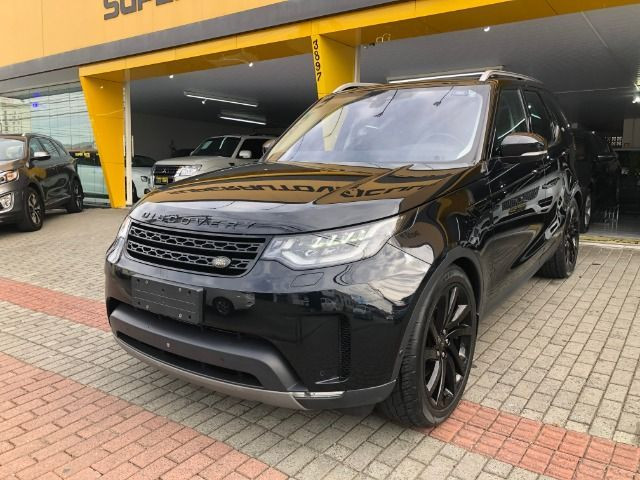 Land Rover Discovery First Ed. 2017