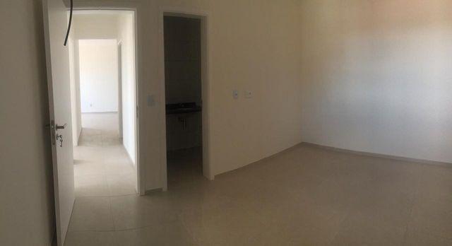 Apartamento novo com 3/4 todo nascente na gruta - Foto 9