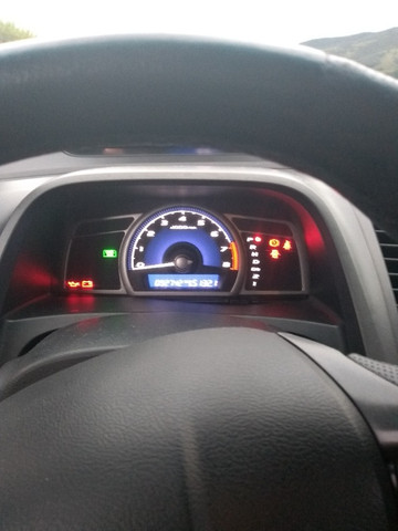 Honda New Civic lxs sedan completo automático flex ano 2010 - Foto 4