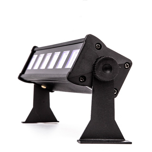 Ribalta Led 30cm Luz Negra Canhão Iluminação Profissional Bivolt Promoção - Foto 4