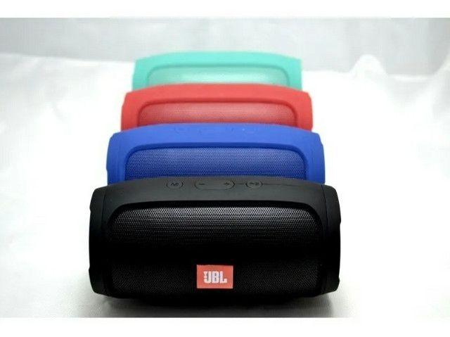 R$139,90 Caixa De Som Importada Charge 3 + Bluetooth - Foto 2