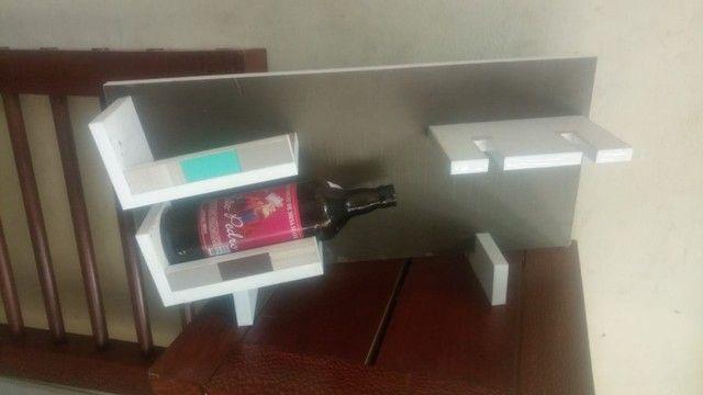 Vendo Adega de Vinho e Taça -Frete Grátis - Foto 5