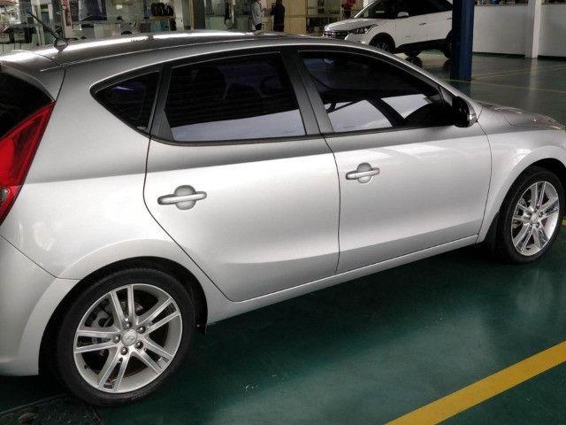 Hyundai I30 2.0 MPI 16V Gasol. 4P AUT. 2011 Prata - Foto 3