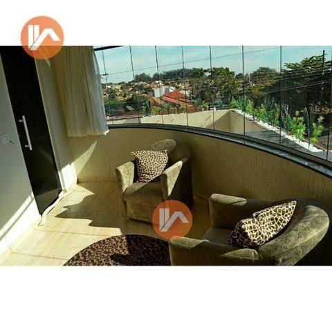 Vende-se Casa Nova Jd Ouro Verde, Ourinhos, 4 dormitórios - Foto 9