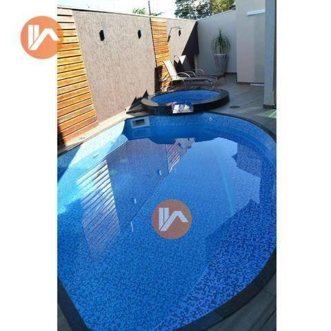 Vende-se Casa Nova Jd Ouro Verde, Ourinhos, 4 dormitórios - Foto 5