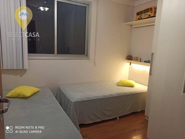 Apartamento 4 quartos em Jardim Camburi sendo 1 por andar - Foto 15