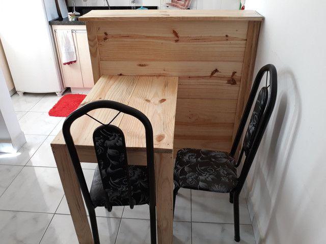 Balcão com mesa - Foto 3