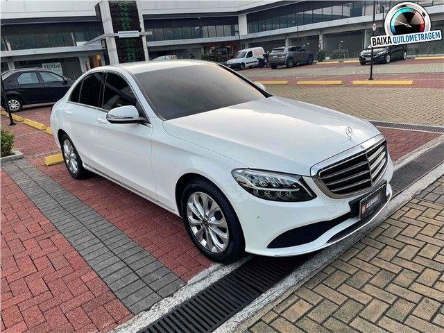 Mercedes-benz C 180 2019 1.6 cgi flex exclusive 9g-tronic - Foto 2