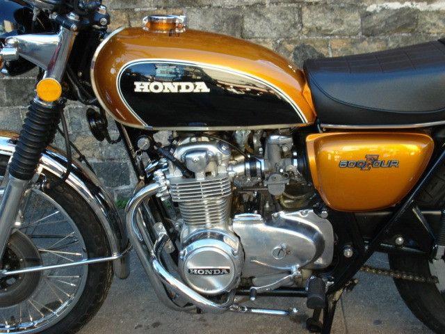 Vendo Honda CB 500 FOUR 1975 - Foto 4