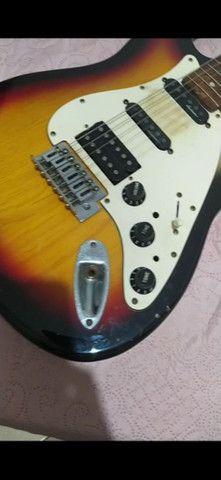 Guitarra Dolphin vendo ou troco - Foto 2