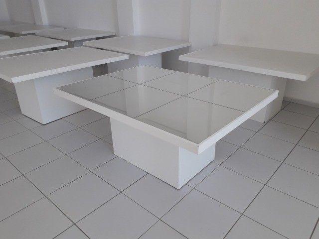Mesa para 8 cadeiras - Foto 4
