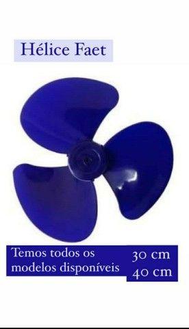 Hélices de ventilador