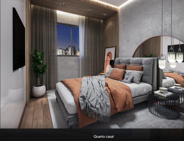 Apartamento De  1 e 2 Quartos Centro-BH Com Lazer - Foto 6
