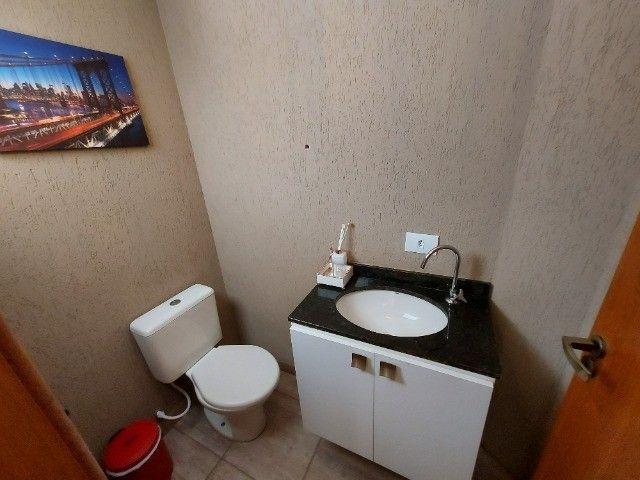 Sobrado em Condomínio Fechado em Curitiba | Financio - Foto 11