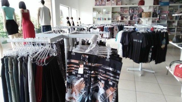 Estoque da loja em Paranaguá/Pr