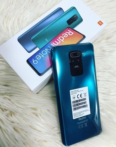 Note 9 128 GB/4GB Ram Verde/Cinza - Foto 3