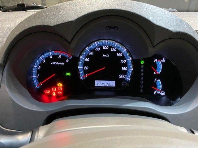 Toyota SW4 Diesel SRV Turbo 4X4 2013 - Foto 18