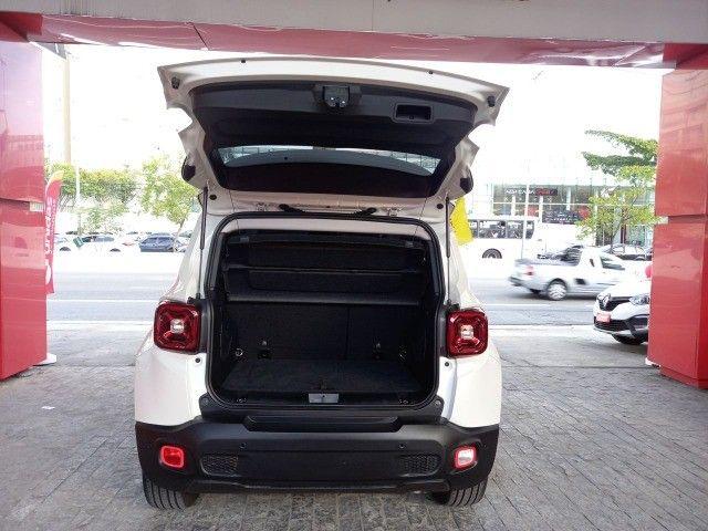 Renegade Jeep 1.8 16V Flex Longitude 4p Automático 2020 - Foto 8