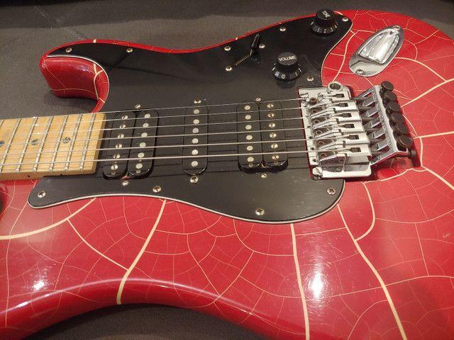 Guitarra Tagima Assignure Juninho Afram - Foto 5
