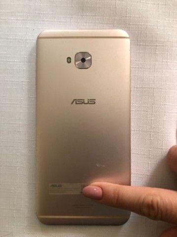 Celular Zenfone 4 Selfie Pro Dourado - Foto 2