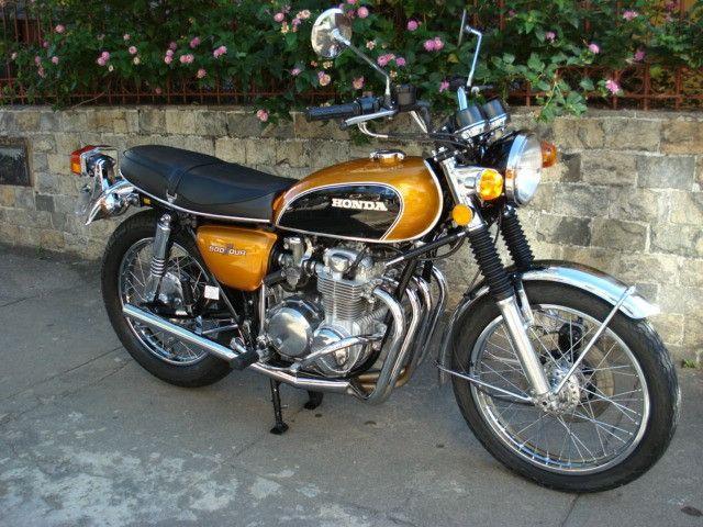 Vendo Honda CB 500 FOUR 1975 - Foto 3