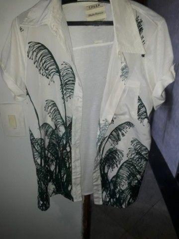 camisa feminina haway tam m.....zap *