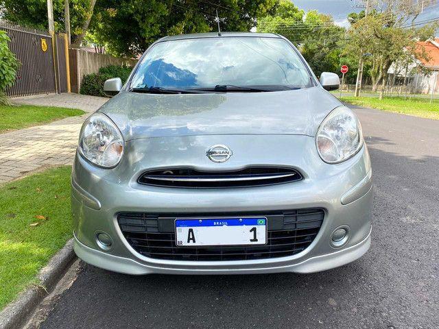Nissan March SR 1.6 completo 2012 - Foto 3