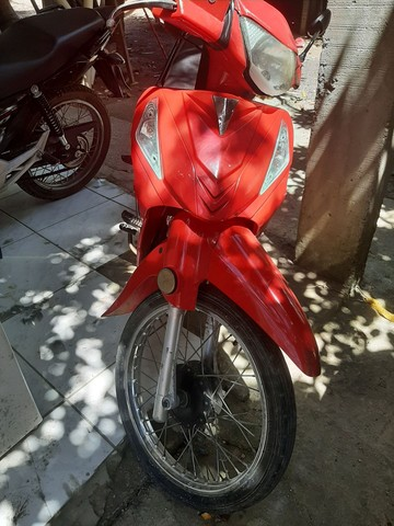 Moto kasinsky. Ano 2011
