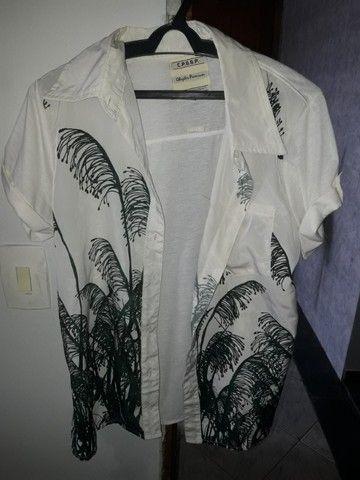 camisa feminina haway tam m.....zap *    - Foto 2