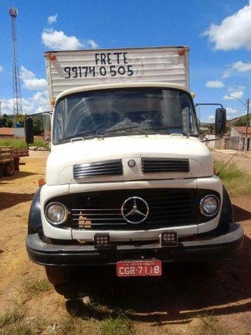 Caminhão baú 1113 - Foto 5