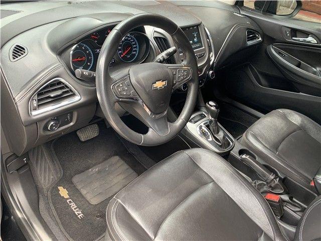 Chevrolet Cruze 2017 1.4 turbo lt 16v flex 4p automático - Foto 10