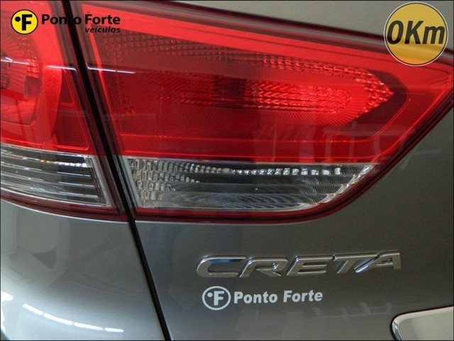 HYUNDAI CRETA 1.6 16V FLEX ACTION AUTOM?TICO. - Foto 12