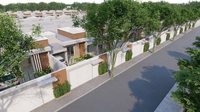 Casas planas e duplex em rua privativa - Tamatanduba - Foto 4