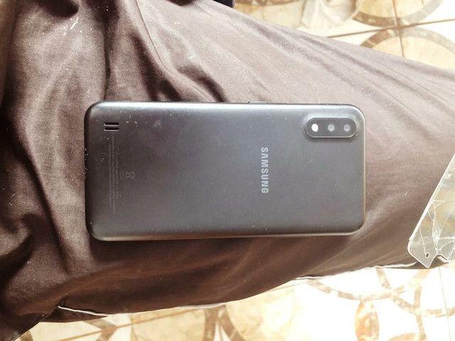 Galaxy A01 primeiro dono  - Foto 2