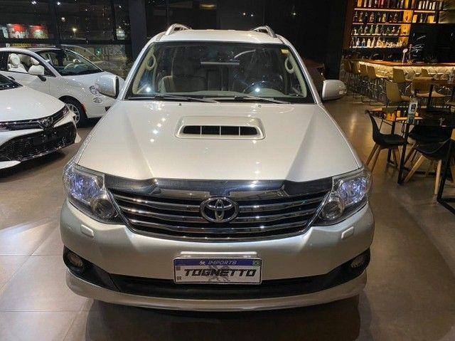Toyota SW4 Diesel SRV Turbo 4X4 2013 - Foto 5