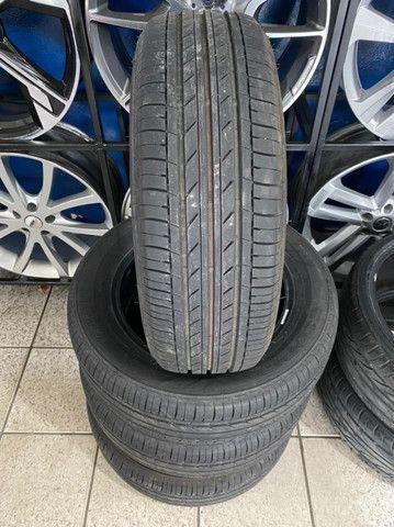 Pneus Bridgestone Ecopia - 205 60R16 (semi novos)