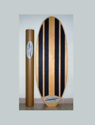 Aloha Board Balance - Prancha de Equilibrio Para Treinamento SUP Surf Longboard - Foto 2