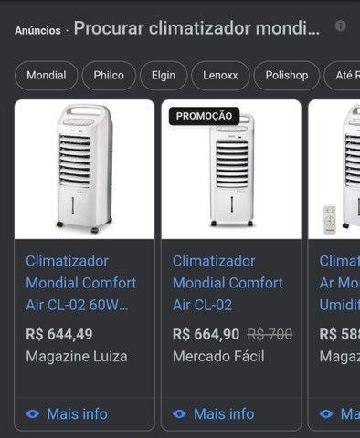 Climatizador Mondial 110v - Foto 6