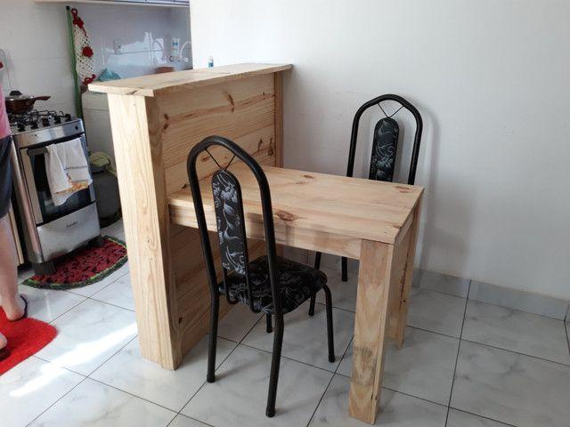 Balcão com mesa - Foto 2