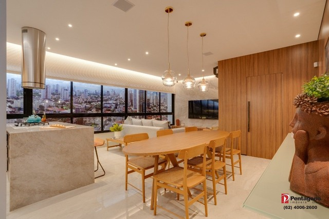 Apartamento à venda com 2 dormitórios em Setor oeste, Goiânia cod:24065 - Foto 2