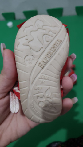 Sandália feminina TAM 16 - Foto 5