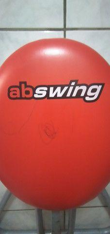 Aparelho abdominal abswing. - Foto 3
