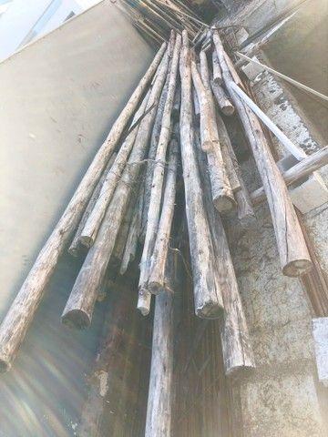 Vendo escoras de 6 m, 4m e escoras entre 2,60 a 3m - Foto 3