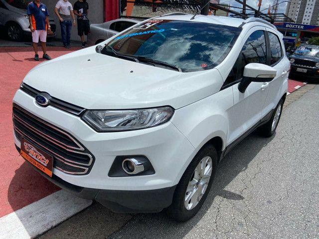 Ford EcoSport Titanium 2.0 Aut. - Foto 4